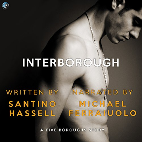 Interborough audiobook cover art