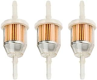 3 Fuel Filter for Kohler 25 050 22-s 08-s 03-s John Deere Am116304 Gy20709 Gravely 21541500 21410800 Replaces John Deere Toro/Wheel Horse 71-5960 Kohler