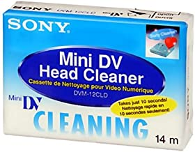 sony mini dv tape cleaner