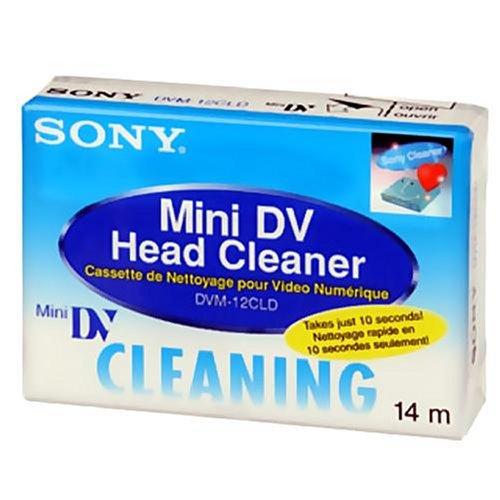 Sony - Videocamera Digital Video - Cassetta puliscitestine mini