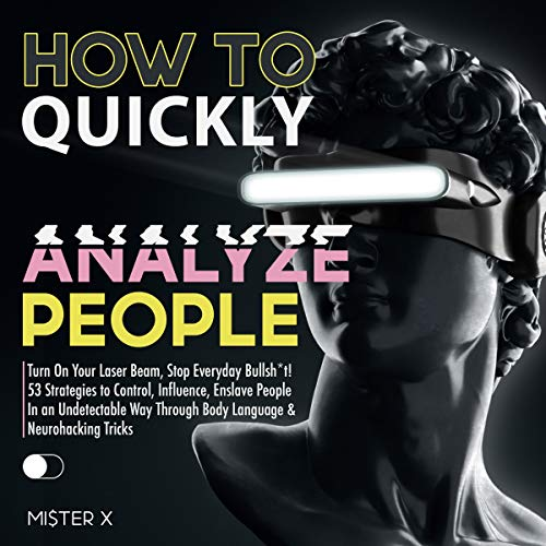How to Quickly Analyze People cover art