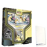 Andycards Mazzo Pikachu E ZEKROM GX Alleati - Mazzo Lotta di Lega Carte Pokémon in Italiano + Segnapunti