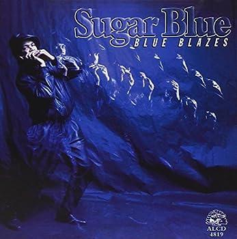Music - CD Blue Blazes Book