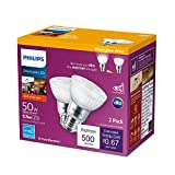 Philips 471243 LED Classic Glass Dimmable PAR20...