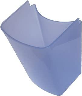 Jack LaLannes Juicer Pulp Collector Bin For Model CL-003AP Blue