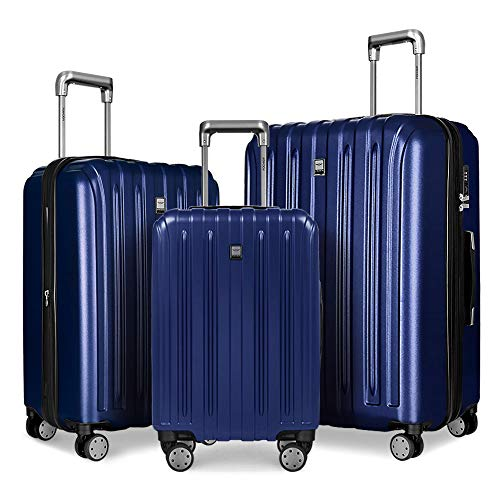 best lightweight luggage sets