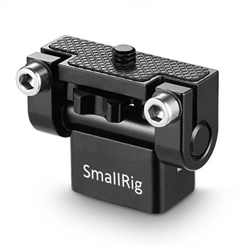 SMALLRIG Monitor Mount für DSLR Monitor Reibung bis zu 180 Degree, Monitor Halter Halterung für GH5 Kamera Cage und Gimbal Rig - 1842
