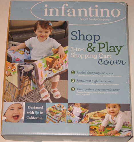 Infantino Shop & Play: 3-in-1