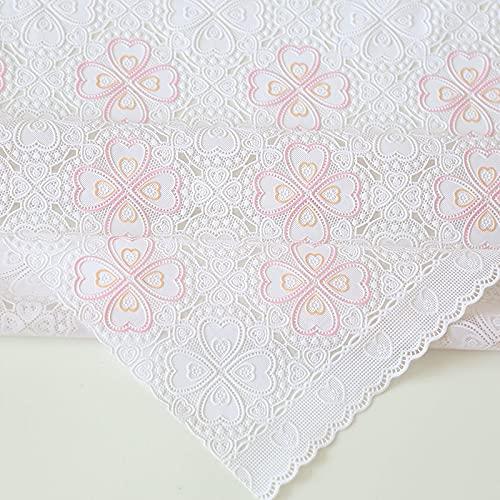 sans_marque Tovaglie, tavoli, tessuti per la casa, eleganti tovaglie ricamate, moderne antiche tovaglie tovaglie, lussuose tovaglie135*180cm
