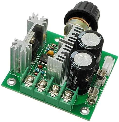 MUKUAI54 12V-40V 10A Modulation PWM DC Motor Speed Control Switch Governor Scientific Experiment Module DIY