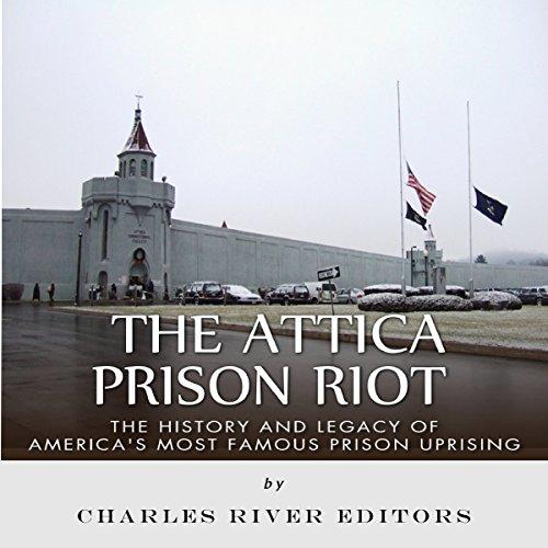 The Attica Prison Riot audiobook cover art