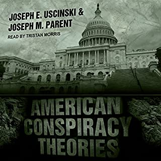 American Conspiracy Theories audiobook cover art