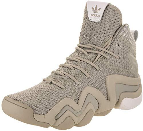 adidas Men's Crazy 8 ADV PK Sesame White Basketball Shoe Size 8.5 D (US)
