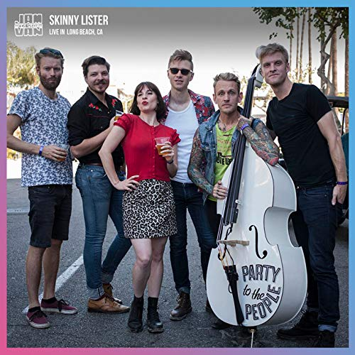 Jam in the Van - Skinny Lister (Live Session, Long Beach, CA, 2016)