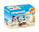 PLAYMOBIL PLAYMOBIL-70198 City Life Dentista, Multicolor, Talla única (70198)