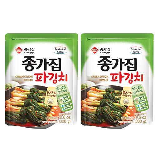 キムチ 韓国キムチ ねぎキムチ 韓国食品 宗家【 宗家ねぎキムチ 300g 2個セット 】 ねぎ きむち kimchi 韓国 業務用 김치 ご飯のお供 ごはんのおとも