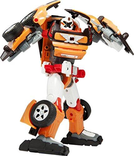 TOBOT Animation Aventure X - Voiture transformateur Robot Jouet Enfants Action Figure Kia Soul