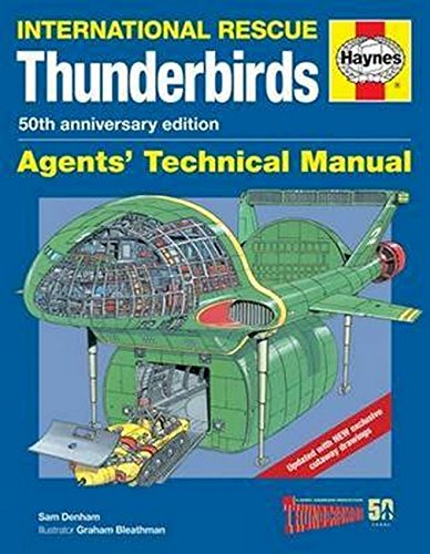 Thunderbirds Agents' Technical Manual: International Rescue