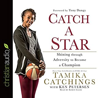 Catch a Star audiobook cover art