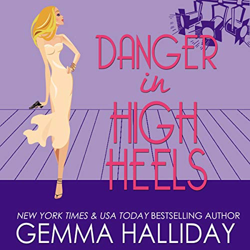 Danger in High Heels cover art