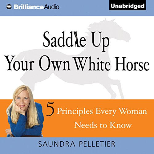 Saddle Up Your Own White Horse audiobook cover art