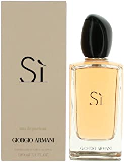 Si Perfume by Giòrgio Armâni EDP Spray for Women 3.4 OZ./ 100 ml.