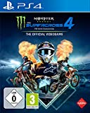 Monster Energy Supercross - The Official Videogame 4 (PlayStation PS4)