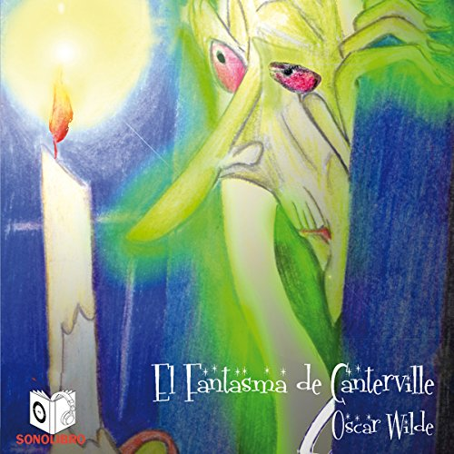 El fantasma de canterville [The Canterville Ghost] audiobook cover art