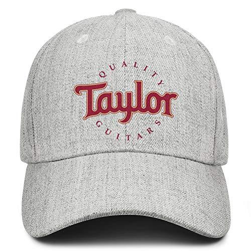 M.STRA Unisex Grey Baseball Hat Dad for Mens Womens Summer Fashion Caps