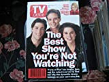 Tv Guide (Party of Five , Matthew Fox , Scott Wolf , Neve Campbell, December 9-15 , 1995)
