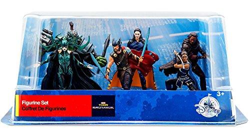 Disney Thor Ragnarok 6 Figure Play Set