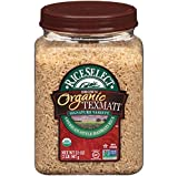 RiceSelect Organic Texmati Brown Rice, 32-Ounce Jars, 4-Count