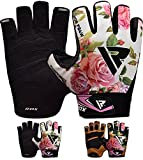 RDX Women Weight Lifting Gloves for Gym Workout - Breathable with Anti Slip