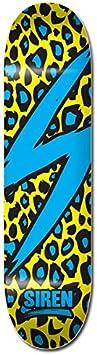 Siren Complete Team Leopard Skateboard
