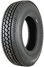 Double Coin RLB400 Closed Shoulder Drive-Position Commercial Radial Truck Tire - 295/75R22.5 14 ply