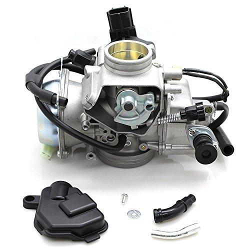 JDMSPEED New Carburetor Replacement For Honda TRX 650 TRX650 Rincon ATV Complete Carb 2003-2005