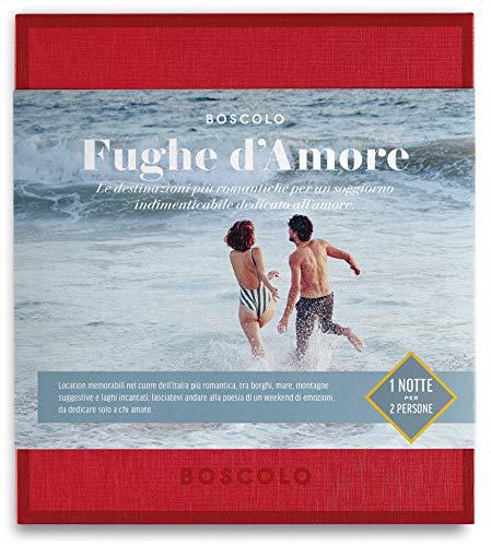 Boscolo Gift - Fughe d'Amore - Un fine Settimana Romantico, Solo per Voi