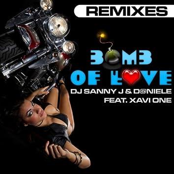 Bomb Of Love (Remixes)
