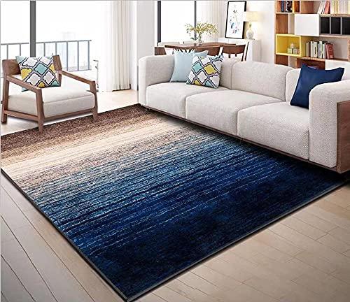KaO0YaN,Alfombra Moderna de área Casual cómoda Abstracta, Patines para Interiores / al Aire Libre Alfombras de área grande-03_120x180cm