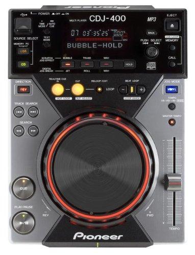Pioneer CDJ-400 Lector y Grabador de CD - Unidad de CD (115 Db,...