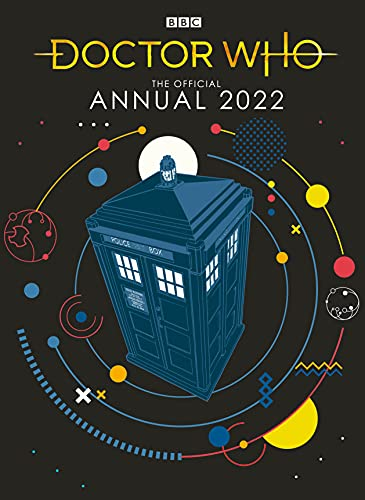 Compare Textbook Prices for Doctor Who Annual 2022  ISBN 9781405948029 by BBC Children's Books, Penguin Random House,Isse, Asmaa