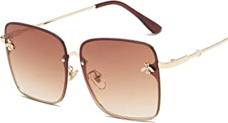 Oversize Square Sunglasses Men Women Sun Glasses Male Driving Shades
