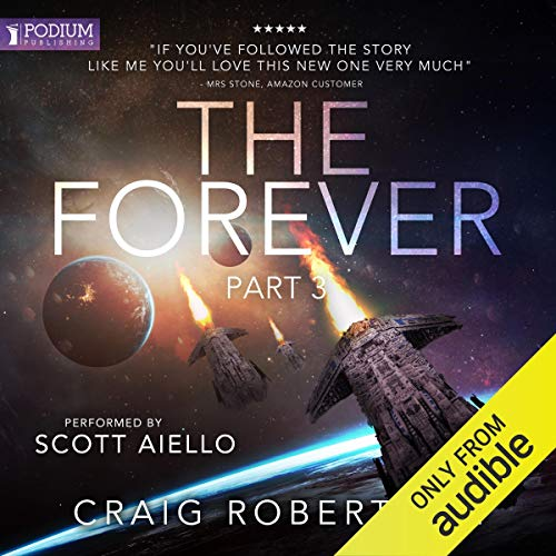 The Forever, Part III cover art