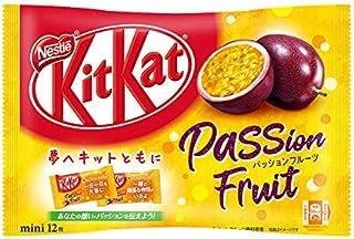 Japanese KitKat Mini Passion Fruit
