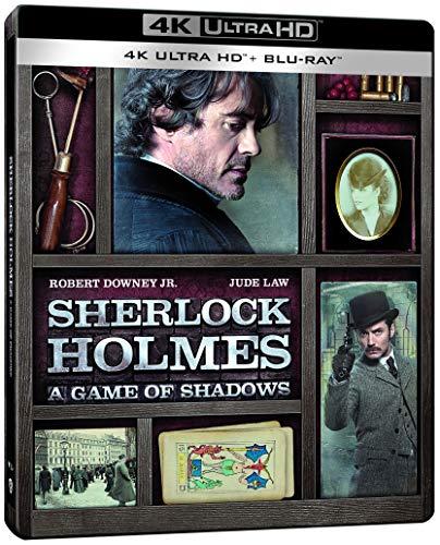 Sherlock Holmes 2 : Jeu D'Ombres 4K [Blu Ray]