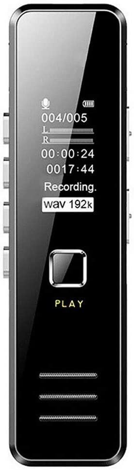 Digital Don't miss the campaign Voice Recorder Rechargeable Audio free HD wit