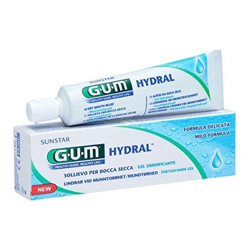 Gom Hydral Gel Droge Mond 50ml