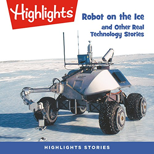 Robot on the Ice and Other Real Technology Stories copertina