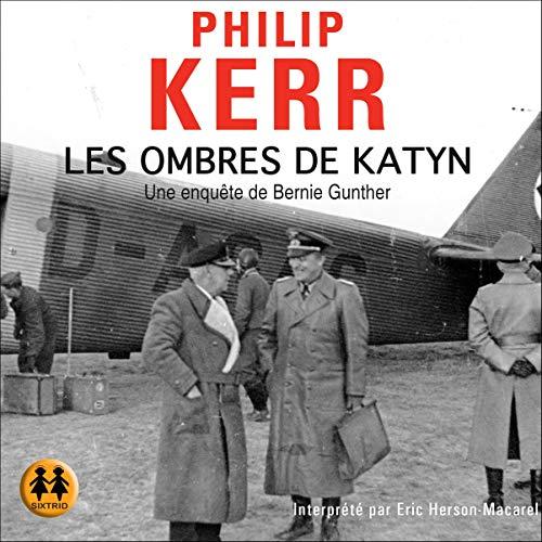 Les ombres de Katyn cover art