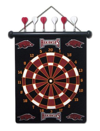 NCAA Arkansas Razorbacks Dart Board
